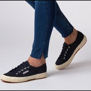 Superga Classic Blue/Cream